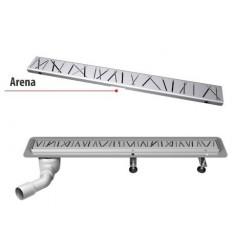 Odpływ Liniowy ARENA. Wysokość od 86mm Długość 50-120cm