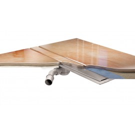 INVISIBLE  odpływ liniowy. Długość 60-120cm