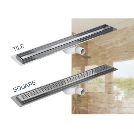 Odpływ liniowy  TILE / SQUARE